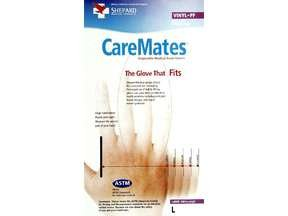 Image 0 of Caremates Gloves 1X100 Shepard Medical Products