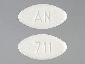 Guanfacine Hcl 1 Mg Tabs 100 By Amneal Pharma.