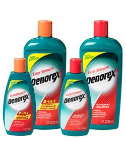 Denorex Extra Strength 2 in 1 Shampoo+Cond 12 oz by Emerson