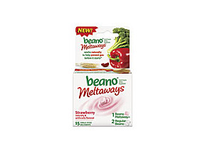 Image 0 of Beano Max Meltaways Tablets 15 Strawberry