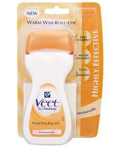 Veet Express roll on gel wax ready to use