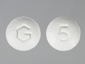 Donepezil Hcl 5 mg Tablets 1X90 Each Mfg. By Greenstone Limited