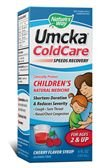 Image 0 of Umcka Cold Care Child Cherry Syrup Alcohol Free 4 oz