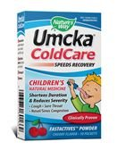 Image 0 of Umcka Cold Care Child Cherry Packet 10 each FastActives