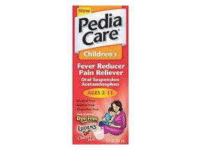 Image 0 of PediaCare Childrens Liquid 4oz Cherry Alcohol Free