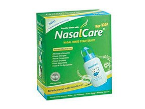 Image 0 of Nasalcare Kids Nasal Irrigator Kit