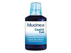 Mucinex Multi Symptoms for Cough & Cold 6 oz