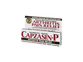 Capzasin-HP 0.1 % Odor Free Cream 1.5 Oz