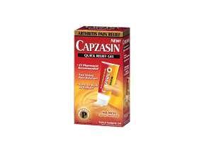 Image 0 of Capzasin .15% Liquid 1 oz Mfg By Chattem Laboratories