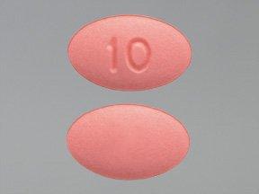 Viibryd 10 Mg Tabs 30 By Allergan Inc.