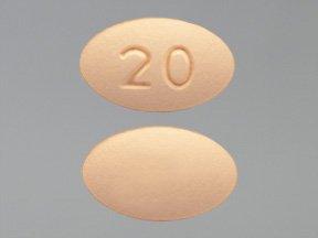 Viibryd 20 Mg Tabs 30 By Allergan Inc.