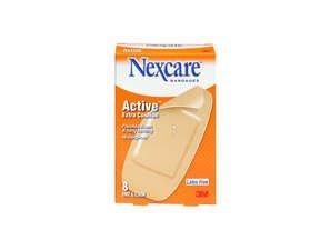 Nexcare Active Knee Elbow 8 Ct.