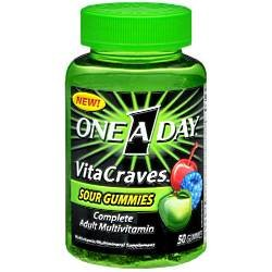 Image 0 of One-A-Day Vitamins Vitacraves Gummies Adults 80 ct