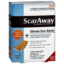 Image 0 of Scaraway Silicone 8 Sheets