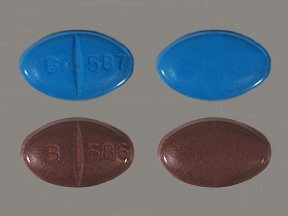 Ferrex 1x28 Tabs By Breckenridge Pharma
