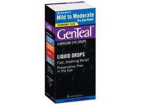 Genteal Mild Moderate Eye Drop 25 Ml