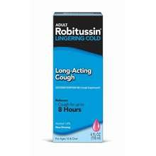 Image 0 of Robitussin Lingering Cold 4 Oz