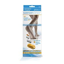 Barefoot Science Foot Insoles 3/4 Length X-small 1 pr