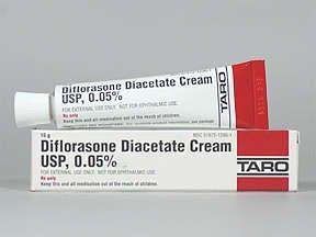 Diflorasone Diacetate 0.05% Cream 15 Gm By Taro Pharma