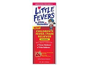 Image 0 of Little Fevers 160mg/ml 4oz