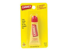 Image 0 of Carmex Carded Squeeze Tube 12 x 0.35 Oz