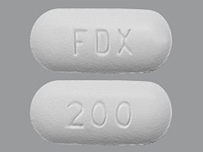 Dificid 200 Mg 20 Tabs By Cubist Pharma.