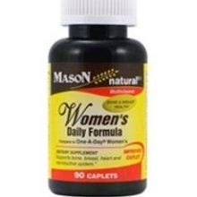Image 0 of Mason Natural Womens Daily Formula Compare to One-A-Day Womens