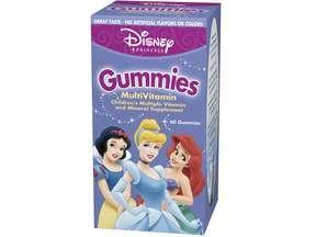 Disney Princess Multi 60 Gummies