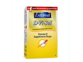 Image 0 of D-Vi-Sol Vitamin Drops 50 ml