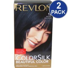 Revlon Color Silk 12 Blue Black