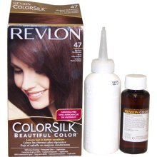 Image 0 of Revlon Color Silk 47 Medium Warm Brown