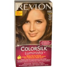 Colorsilk Luminista #115 Medium Brown by Revlon for Women - 1
