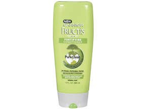 Image 0 of Garnier Fructis Haircare Pure Clean Fortifying Conditioner 13 oz