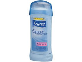 Suave Antiperspirant Solid Deodorant Powder 2.6 Oz