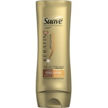 Suave Keratin Care Smooth Hair Conditioner 12.6 Oz