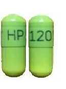 Acetazolamide ER 500 Mg Caps 100 By Heritage Pharma.
