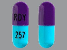 Ziprasidone 40 Mg Caps 40 By Major Pharma