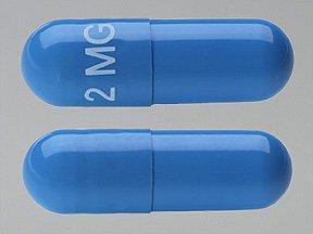 Tizanidine 2 Mg Caps 150 By Actavis Pharma