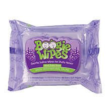 Boogie Wipes Grape 30 Ct.