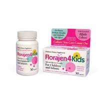 Florajen 4 Kids Dietary Supplement Capsules 30