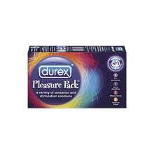 Durex Condoms Pleasure Pack 12 ct