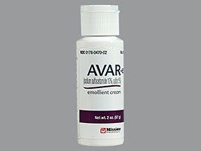 Avar-E 10-5% Cream 2 Oz By Mission Pharma