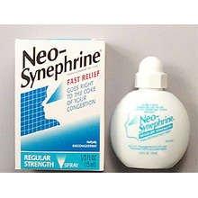 Image 0 of Neo-Synephrine Regular Strength Spray 15 Ml.