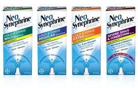 Image 2 of Neo-Synephrine Regular Strength Spray 15 Ml.