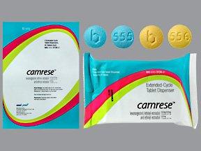 Prescription Drugs-C - Camrese Compare to Seasonique ...