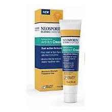 Neosporin Eczema Itch Relief Cream 1 Oz
