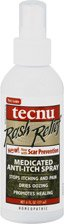 Tecnu Rash Relief Spray 6 Oz