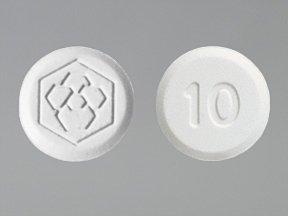 Image 0 of Fanapt 10 Mg Tabs 60 By Novartis Pharma.
