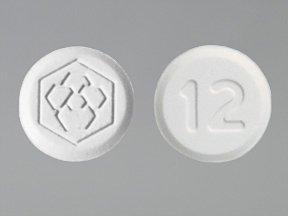 Image 0 of Fanapt 12 Mg Tabs 60 By Novartis Pharma.