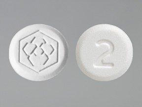 Fanapt 2 Mg Tabs 60 By Novartis Pharma.